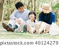 ครอบครัว,ปีนผา,ปิกนิก 40124279