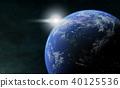 地球圖像 40125536