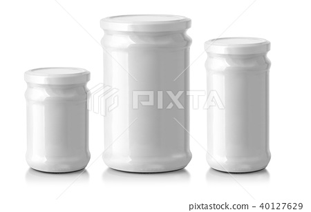 jar in the white package 40127629