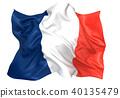 法国 法国国旗 国旗 40135479