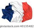 法国国旗 40135482