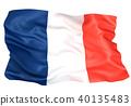 法国国旗 40135483