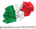 意大利國旗 40135493
