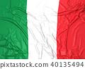 ธงอิตาลี 40135494