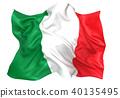 意大利國旗 40135495
