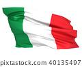 意大利國旗 40135497