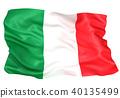 ธงอิตาลี 40135499