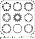 round frame classical 40136957