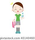 运动饮料 运动型饮料 女生 40140460