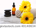 Spa stones treatment elements 40140634