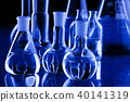 Test tubes in laboratory 40141319