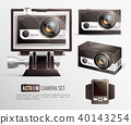 set action camera 40143254