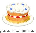 shortcake, cake, cakes 40150666