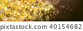 golden, banner, background 40154682