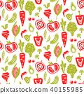 background vector food 40155985