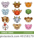 animal, chinese, animals 40158179