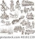 Transport, Transportation around the World. 40161139