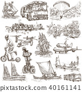 Transport, Transportation around the World. 40161141