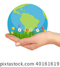 World environment day concept. Vector Illustration 40161619