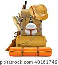 Vector Safari Accessories 40161749
