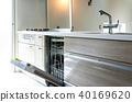신축 주택 인테리어 시스템 키친 입주 전에 식기 세척기를 열어 보니 40169620