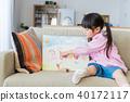 เด็กผู้หญิง, เด็กอนุบาล, การใช้ชีวิต 40172117