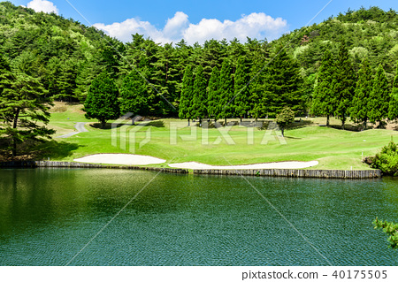 高爾夫球場 40175505