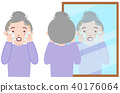 婦女面部清潔 40176064