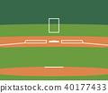 ตัวบ่งชี้เขตการตีเบสบอล 40177433