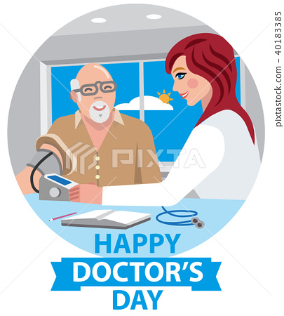 doctor day.eps 40183385