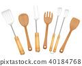 Bbq Tools Barbecue Cutlery Salad Servers Set 40184768