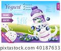 ad, fruit, vector 40187633