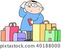 쇼핑, 구매, 싹쓸이 쇼핑 40188000