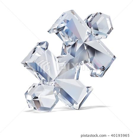 diamond puzzle 40193965