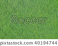 หญ้าเทียม (ฟุตบอล) 40194744