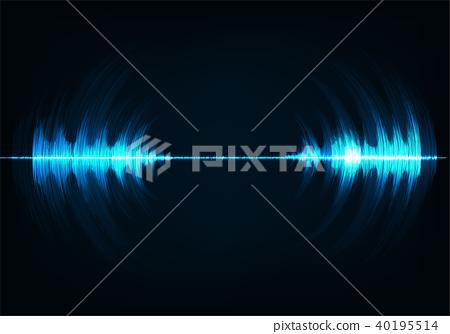 sound wave 40195514