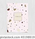 Terrazzo pattern 40198619