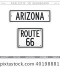 Arizona. Route 66 40198881