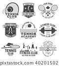 vector tennis player 40201502