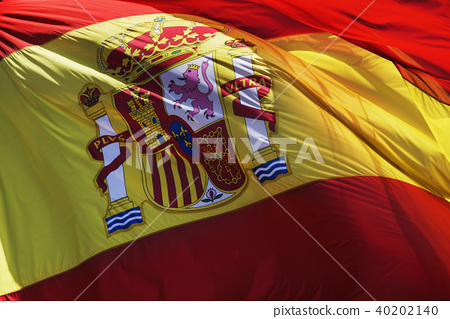 flag of spain 40202140