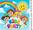 Kids party topic image 9 40202429