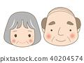 grandmother old man 40204574