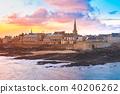 Saint-Malo, bretagne, brittany 40206262