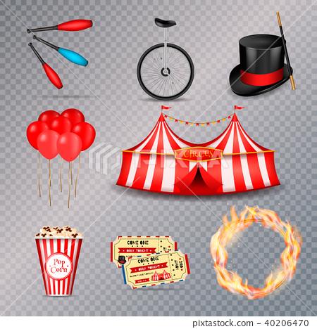 Circus Essential Elements Set 40206470