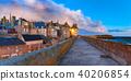 fortress, Saint-Malo, bretagne 40206854