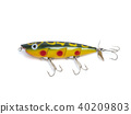 lure, artificial bait, bus lure 40209803
