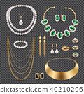 Jewelry Accessories  Transparent Set 40210296
