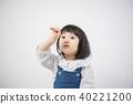 可愛的女孩 40221200