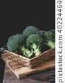 Fresh broccolis 40224469