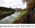 imperial palace, moat, lan 40226531